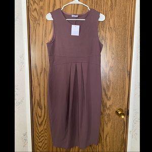 NWT LaClef maternity dress